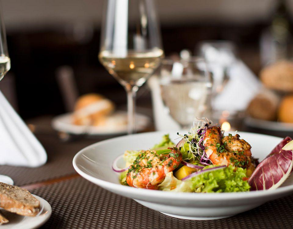 Les menus | Le Pavillon Restaurant à St Herblain près de Nantes