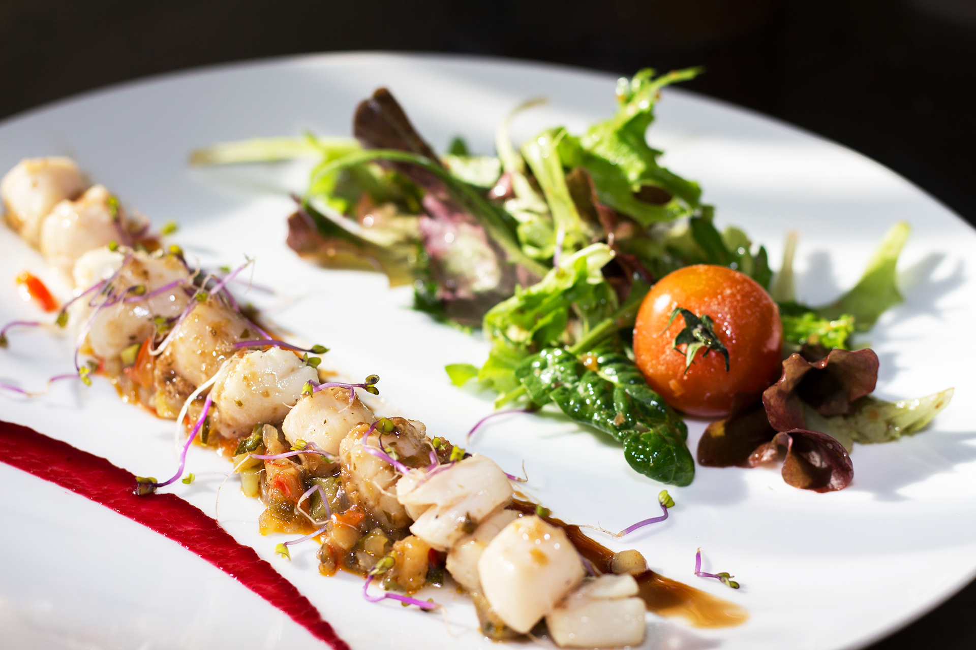 Le pavillon restaurant traditionnel saint herblain 44 - Cuisine plus saint herblain ...
